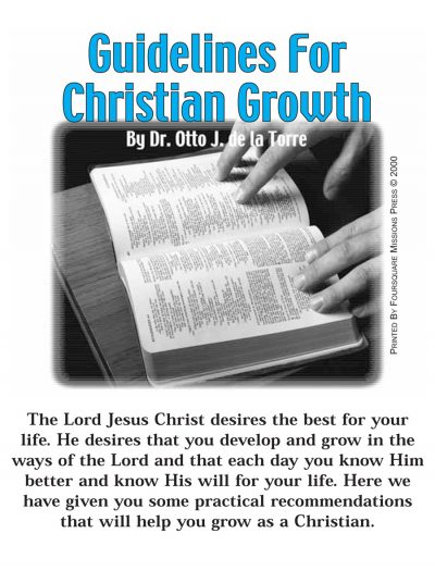 guidelines_for_christian_growth