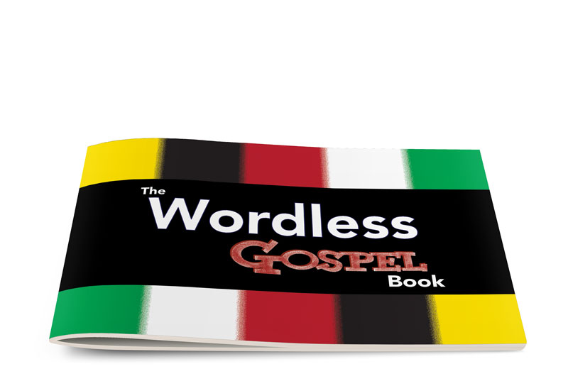 The Wordless Gospel Book