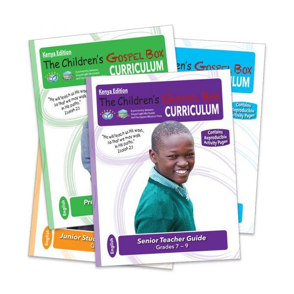 Gospel Light Curriculum-Kenya Edition-English