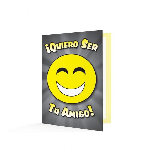 I Wanna Be Your Friend-Spanish