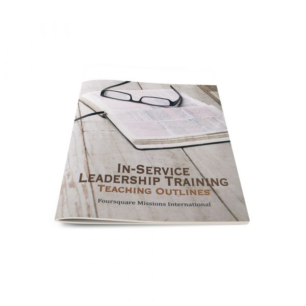 In-Service Leadership Training-English