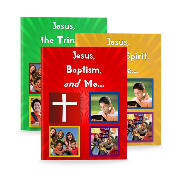 Jesus and Me Series-English
