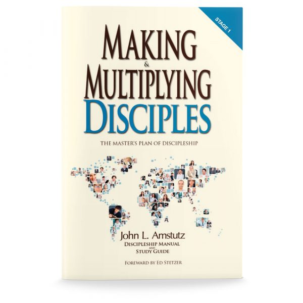 Making and Multiplying Disciples-English