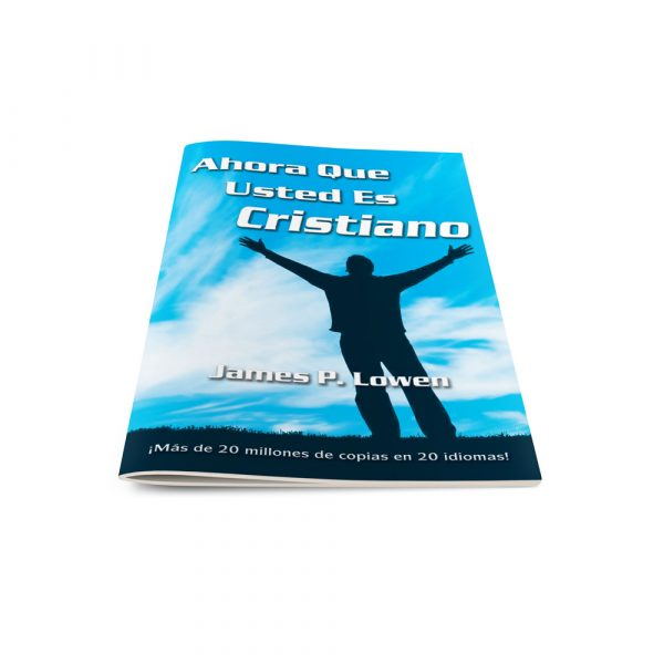 Now That You Are A Christian Self Cover-Spanish