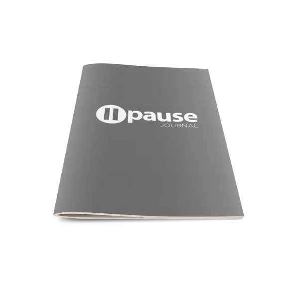 Pause Journal-English
