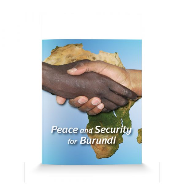 Peace and Security for Burundi-English