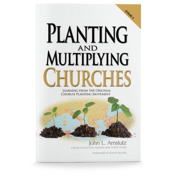 Planting and Multiplying Churches-English